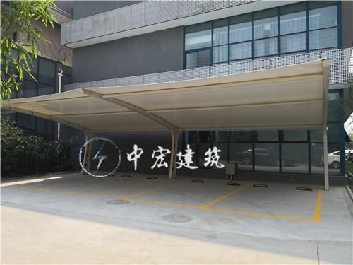 高新区建筑工程膜结构车棚
