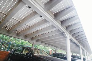 西安太阳能车棚制造