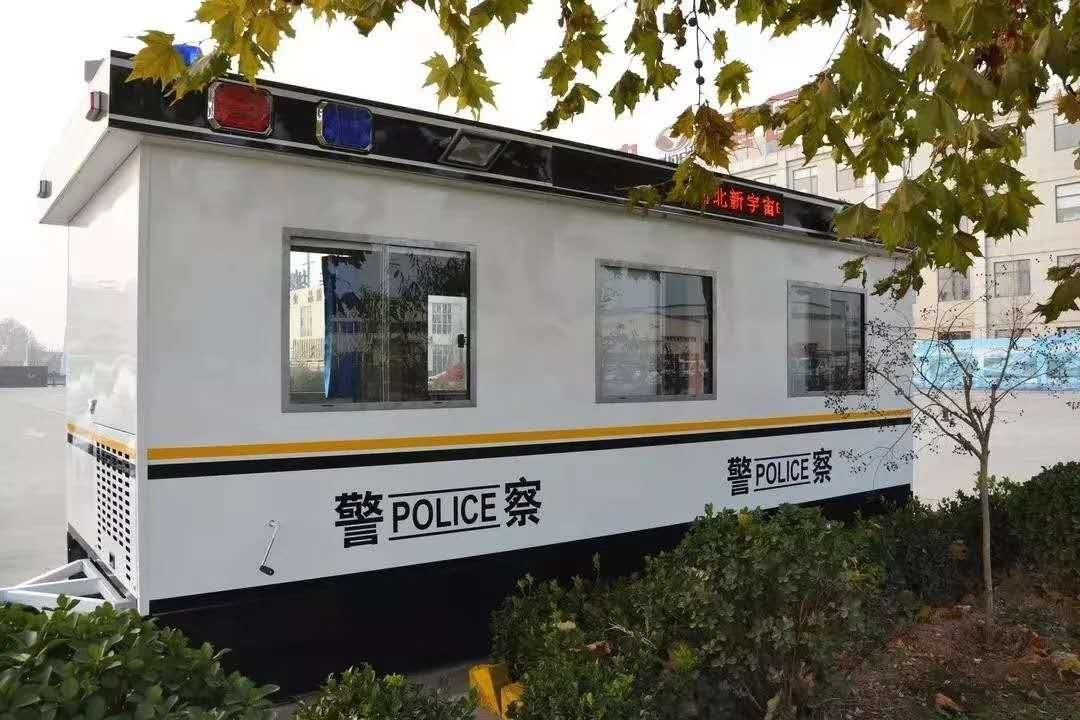陕西公安检查站工程