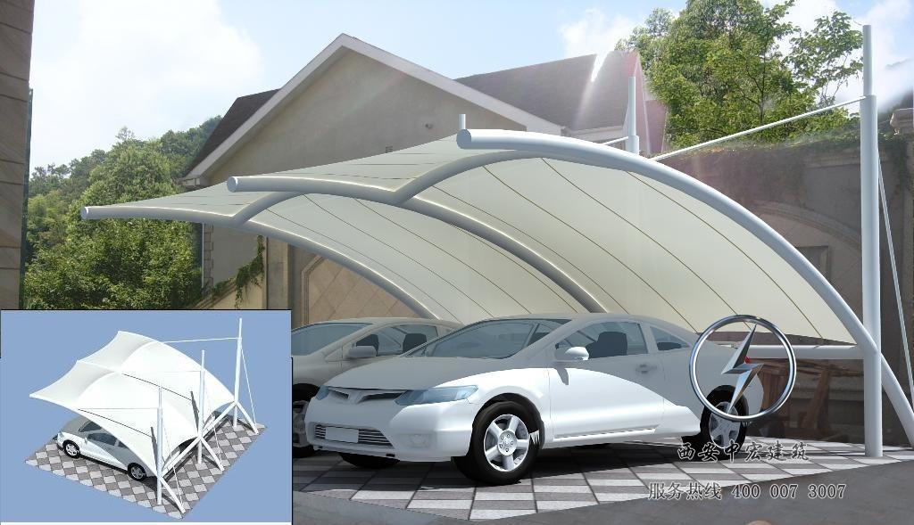 膜结构车棚搭建需要提前做哪些工作