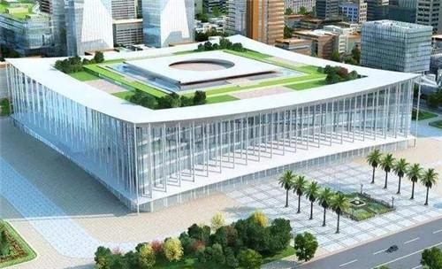 展馆展厅膜结构