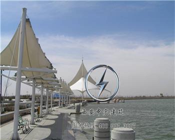 膜结构机场建筑设计