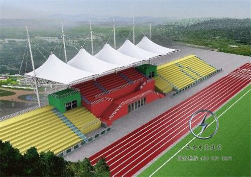 体育设施膜结构