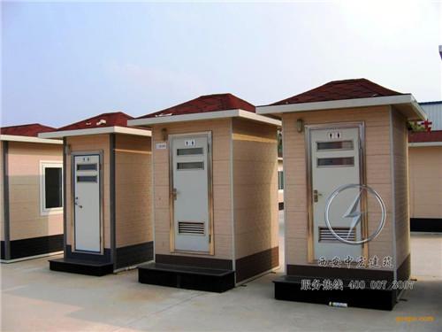陕西园林景观型移动厕所