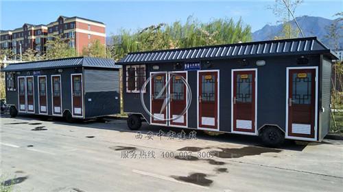 直排节水环保公厕