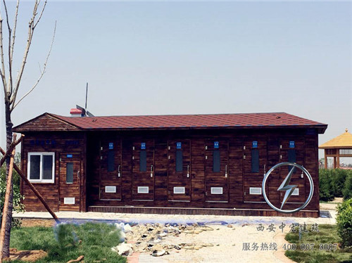 陕西城市实用型移动厕所厂家
