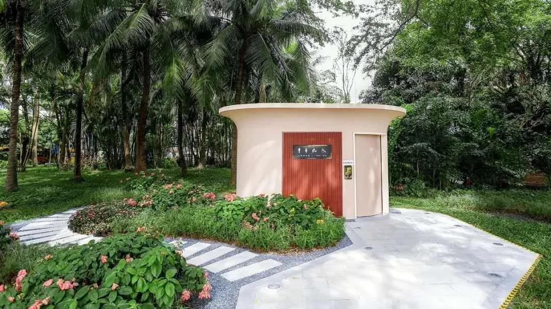 高端厕所怎么建?5A旅游景区厕改攻略来袭!