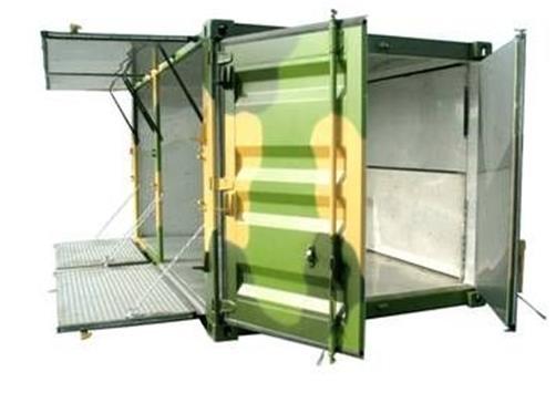 集装箱野营房设计