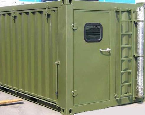 西安集装箱野营房厂家