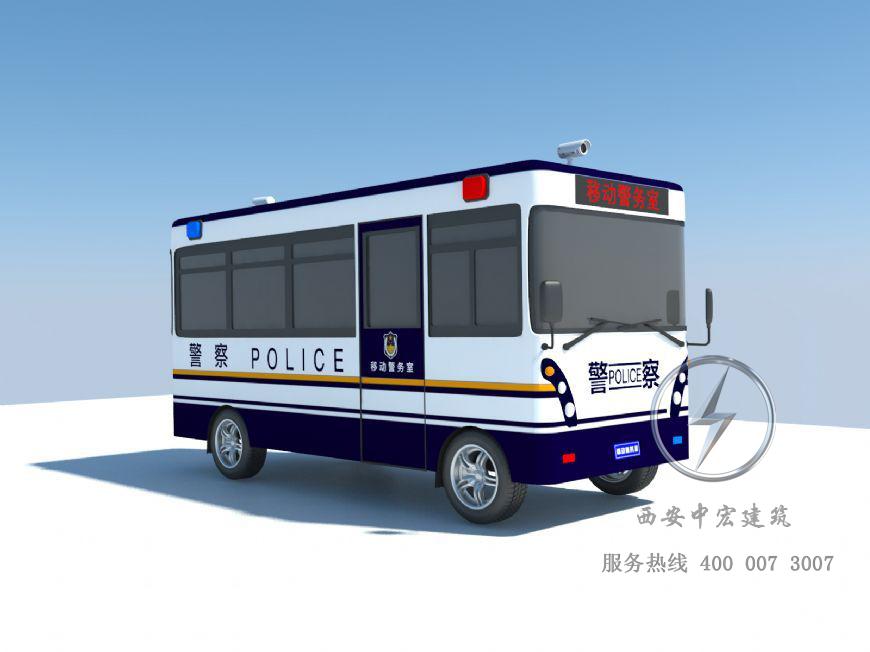西安综合执法防弹防爆警务室