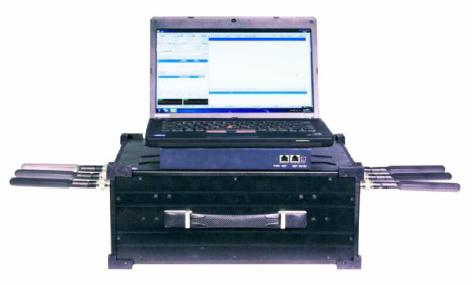 全制式移动通信管控系统LX-D100A
