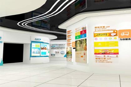 企业展馆设计现场活动