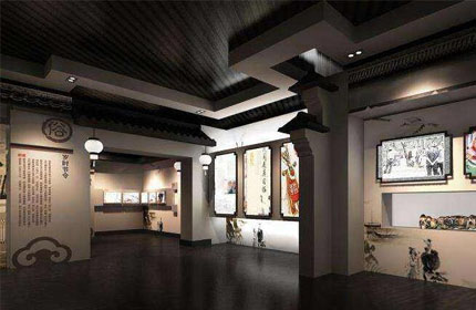 政府展馆设计
