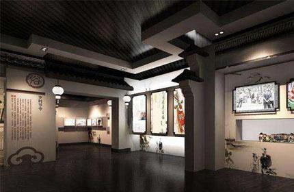 政府展馆设计施工