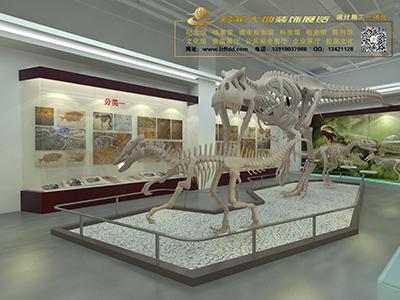 恐龙陈列馆