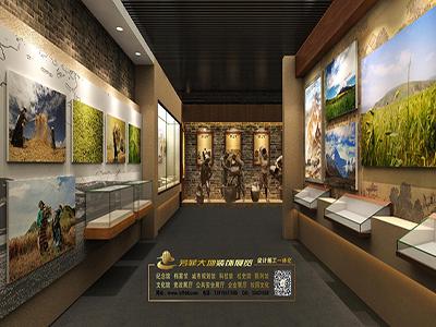 展厅设计中的细节