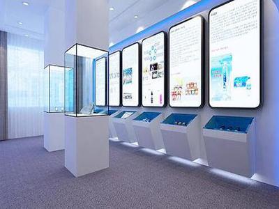 展厅设计如何做好产品陈列