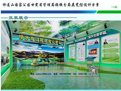 祁连山国家自然保护博物馆