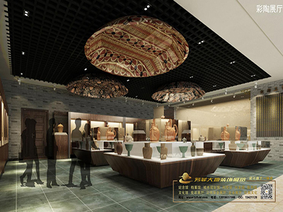 青海省大通县文化展厅