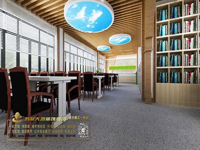 固原中学图书馆