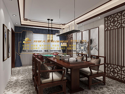 甘南海联宾馆展厅设计