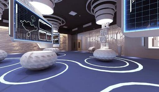 如何打造一个好的展厅设计呢