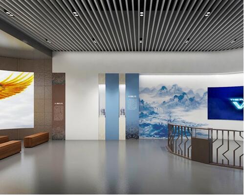 展厅设计公司来谈谈展厅设计的3个基本点