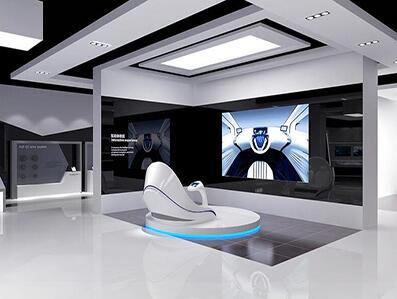 展厅设计如何明确主题给观众留下深刻印象