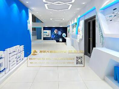 西宁展厅展馆设计公司整体效果如何提升