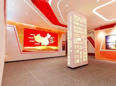 廉政文化展厅设计公司能给人留下深刻印象