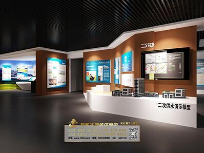 西宁数字展厅设计搭建