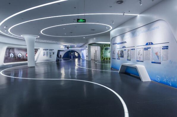 展馆展厅设计要如何搭配色调呢
