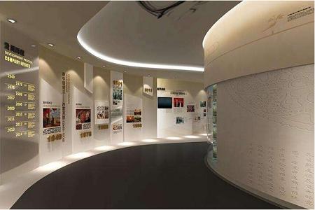 通常中小型公司企业能接纳西宁多媒体展厅方案设计价格吗?