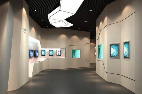 展馆设计一般使用怎么样的色彩搭配