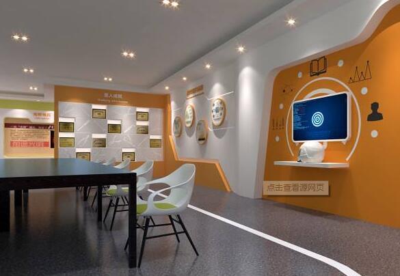智慧党建展厅要运用互动多媒体技术