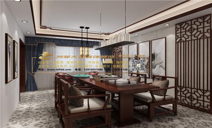 甘南海联宾馆设计方案