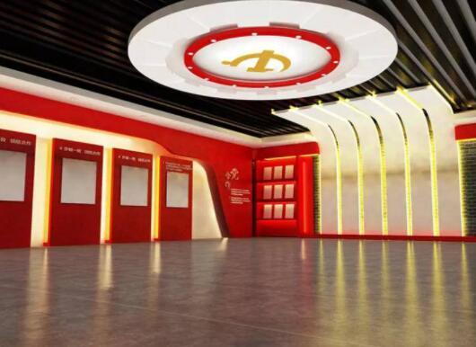 青海党建展厅设计的方向和未来趋势走向