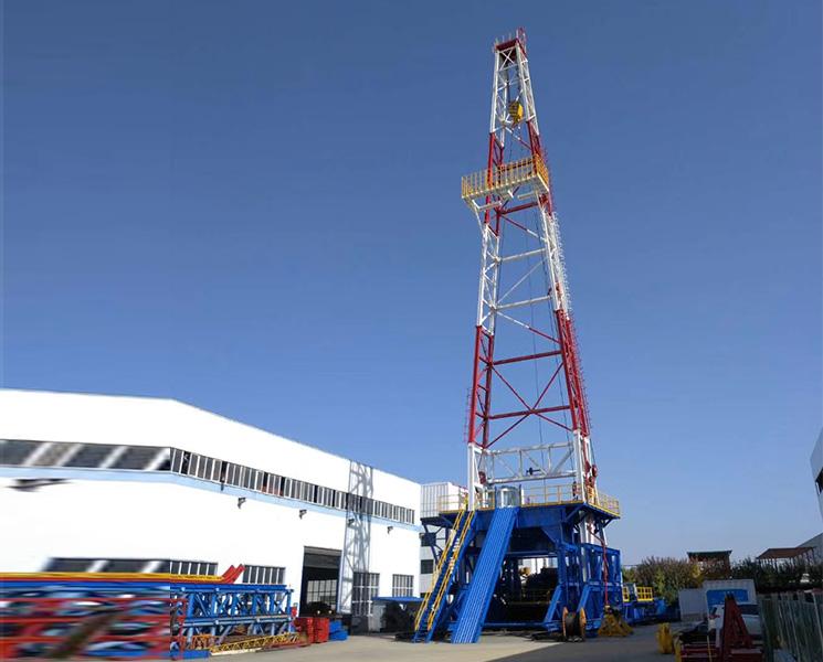 陕西石油钻机