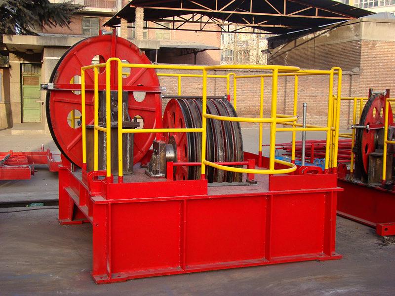 关于石油钻井中天车和游车的介绍,陕西天车厂给大家分享