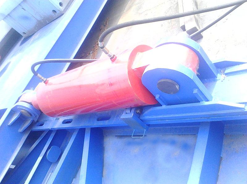 陕西石油钻机移动装置