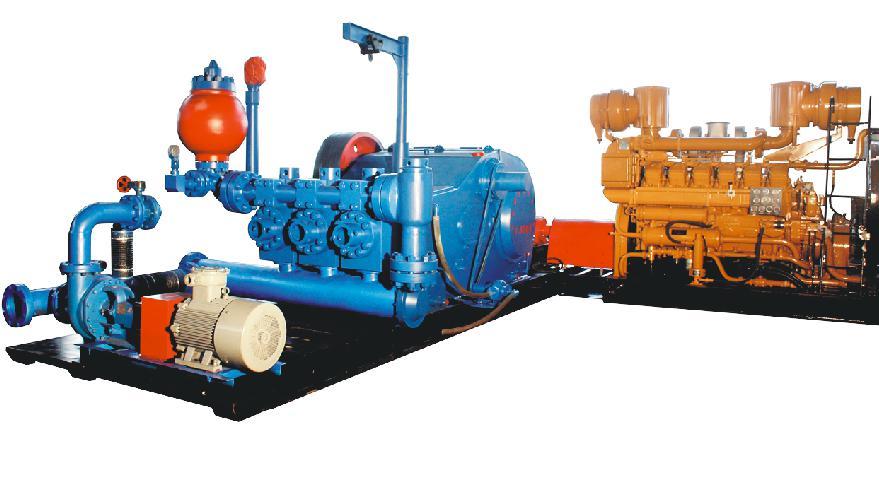 泥浆泵组 Mud Pump Unit