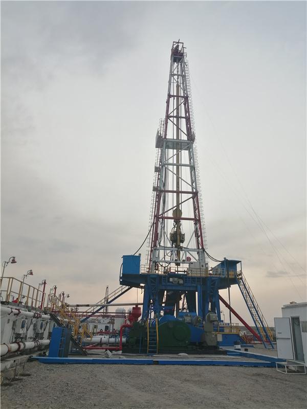中国石油集团西部钻探工程有限公司吐哈钻井公司钻井施工