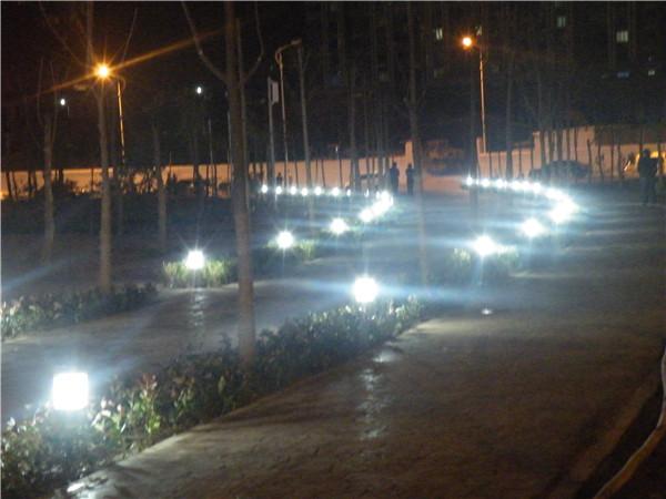 公园景观照明