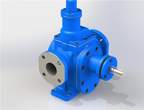 高温齿轮泵停机保养注意事项