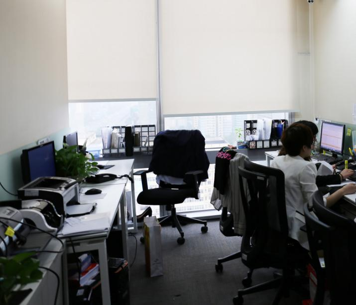 西安铭泉环保科技有限公司企业环境