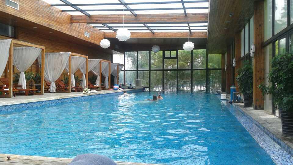 西安泳池设备工程施工