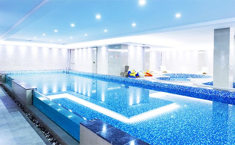 健身俱乐部泳池系统方案