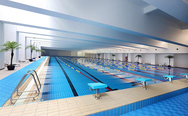 学校游泳池水体浑浊系统解决方案