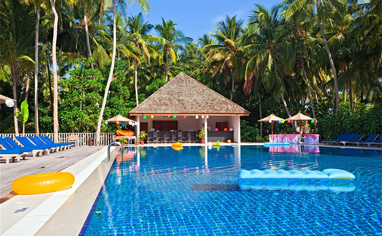 水上乐园泳池的水处理解决方案