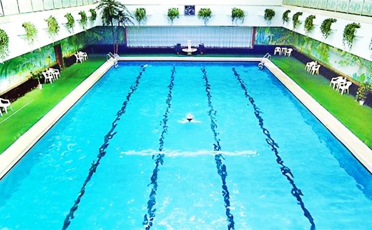 西安泳池消毒设备